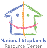 an illustration of the outline of a house a vertical stroke down the middle, two circles imitating eyes, and a horizontal stroke mimicking a smile