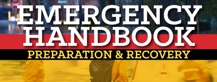 Emergency Handbook cover