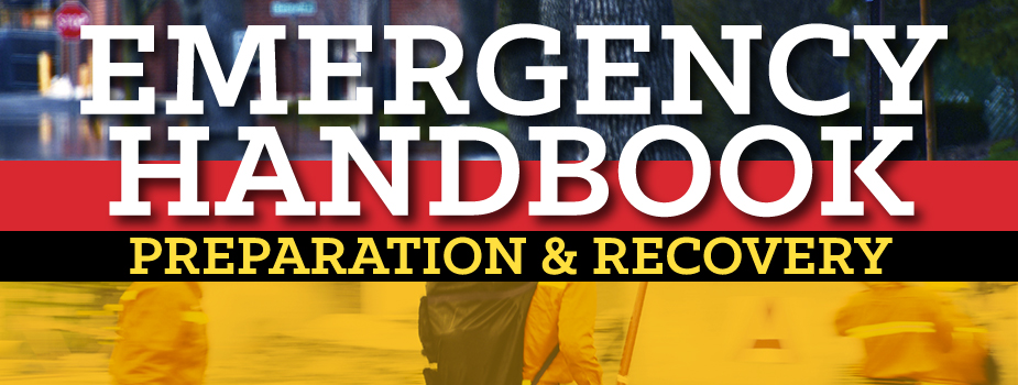 Emergency Handbook cover