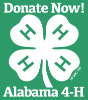 Donate now to Alabama 4-H!